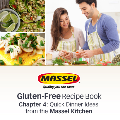 Fast dinner ideas from the Massel Kitchen.