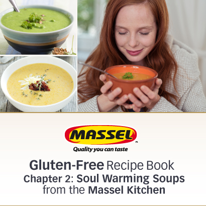 Massel Gluten-Free Recipes National Soup Month