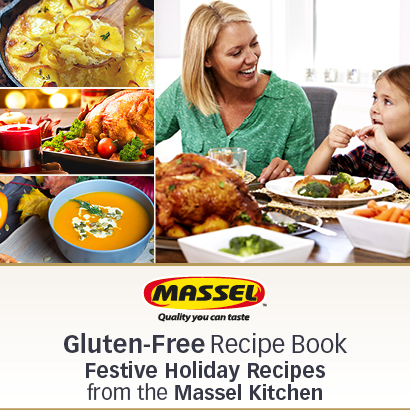 Chapter one of the Massel cookbook features holiday favorites.