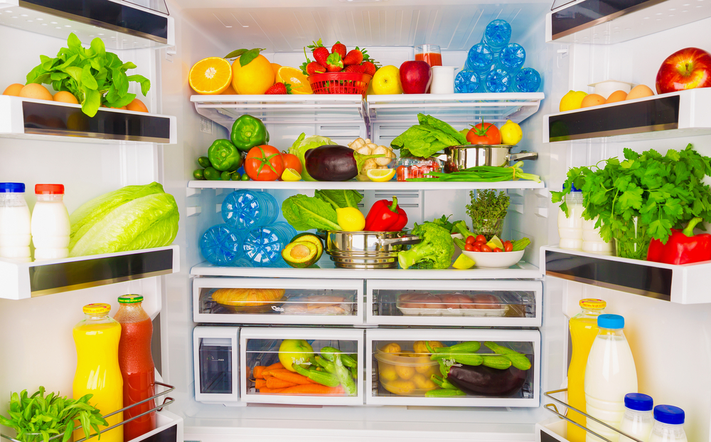 Cleaning out your fridge in preparation for thanksgiving