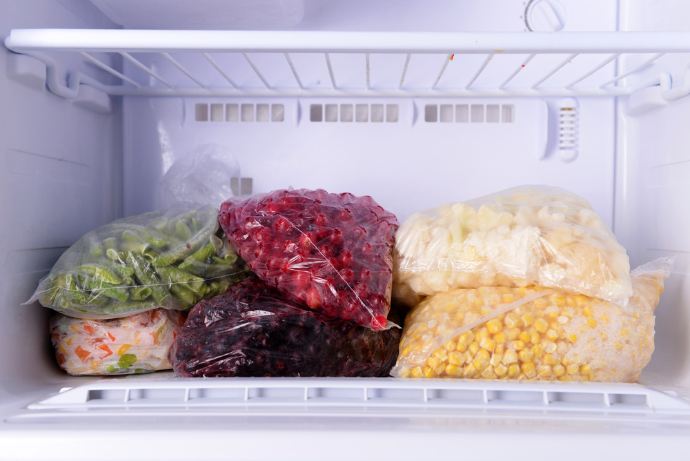 Dishes to freeze for thanksgiving