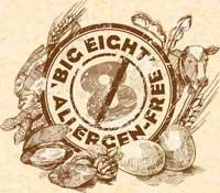 Big eight Allergen-Free