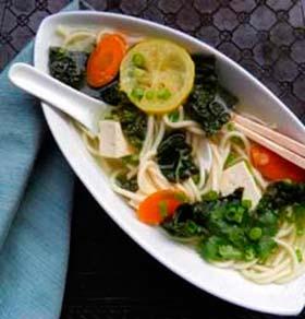 Vegetable Pho Broth Recipe