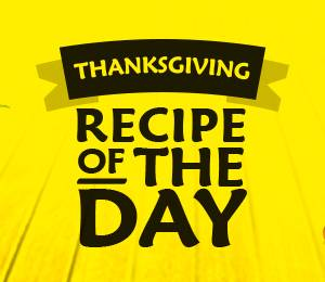 Massel Recipe of the Day Thanksgiving