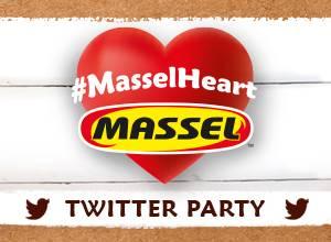 Massel Twitter Party Feb 19