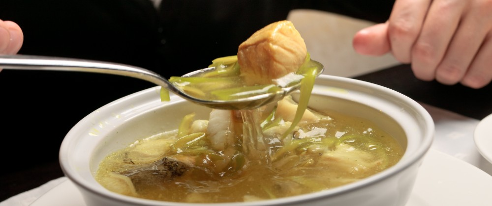 Find out how to make soup a meal