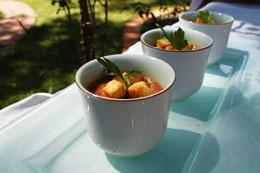 Motarocca Sicilian Cold Soup