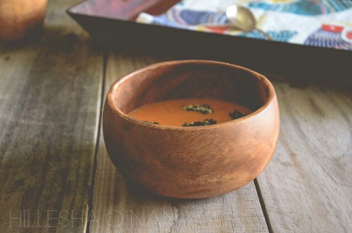 Healthy vegan soup using Massel broth