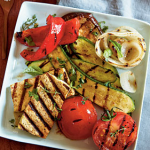 Squeeze fresh limes or lime juice over cut tofu brushed in olive oil, and sprinkle cayenne pepper and salt before throwing this nutritious creation on the grill