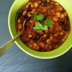 Slow Cooker Turkey Chili Massel Bouillon