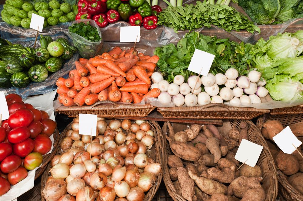 Vegetables for thanksgiving