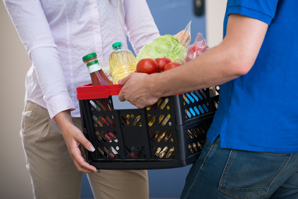 Food delivery services for thanksgiving