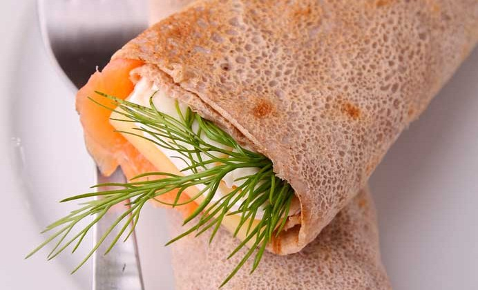 savory crepe recipe using massel