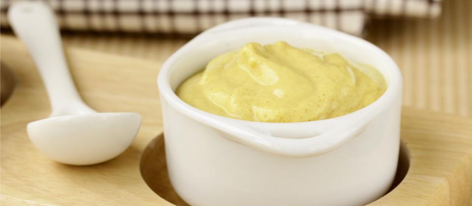 Dijon mustard dressing