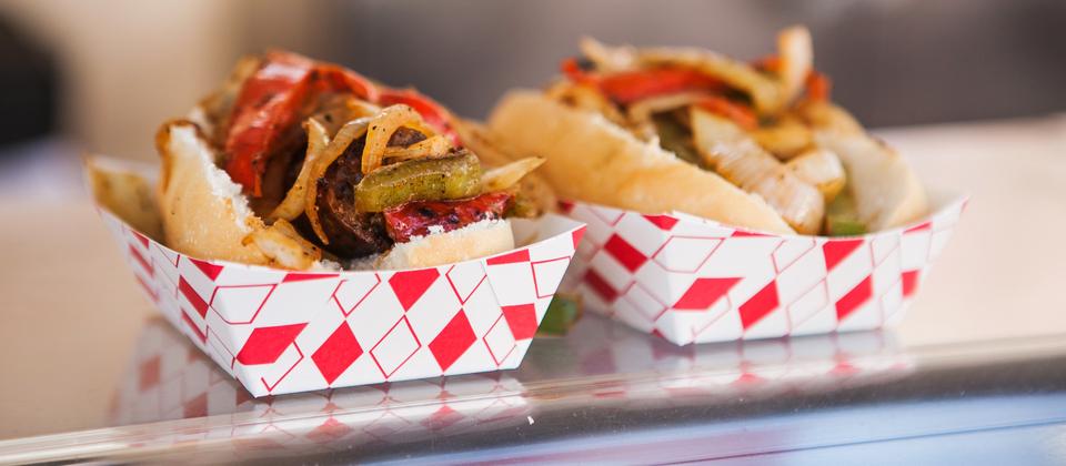 American street food