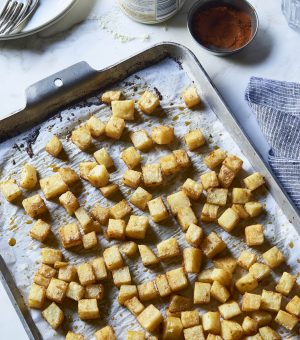 Baked Breakfast Potatoes